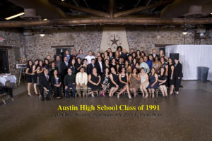 AHS Class of 1991 - 20th Reunion