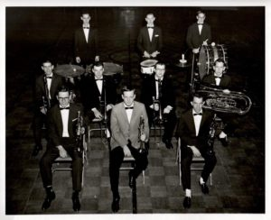 1962-3 Brass Percussion