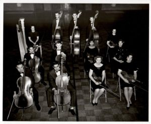 1962-3 Honors Orchestra