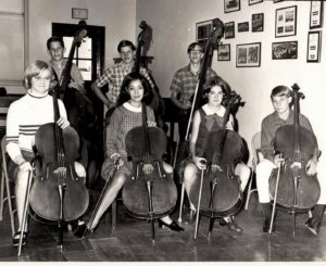 1969-70 Orchestra