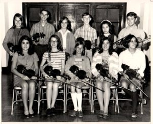 1972-3 Orchestra
