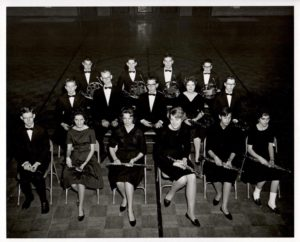 1962-3 Woodwinds
