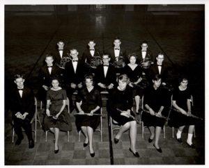 1962-3 Woodwinds